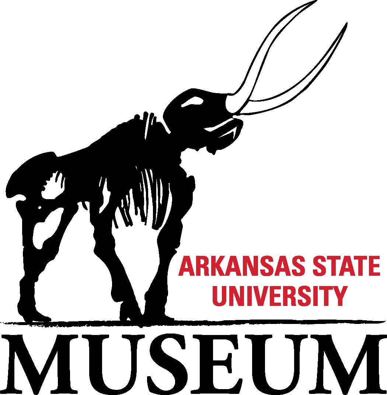 Arkansas State University Museum logo