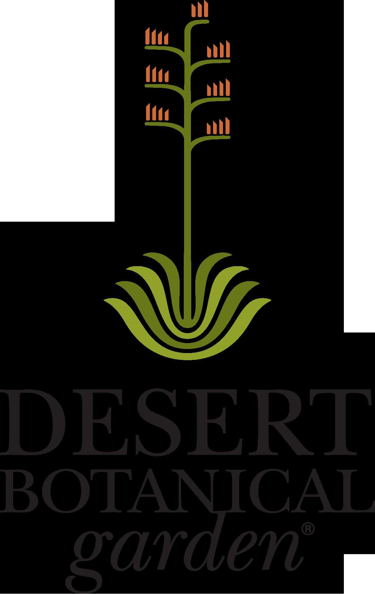 Desert Botanical Garden logo