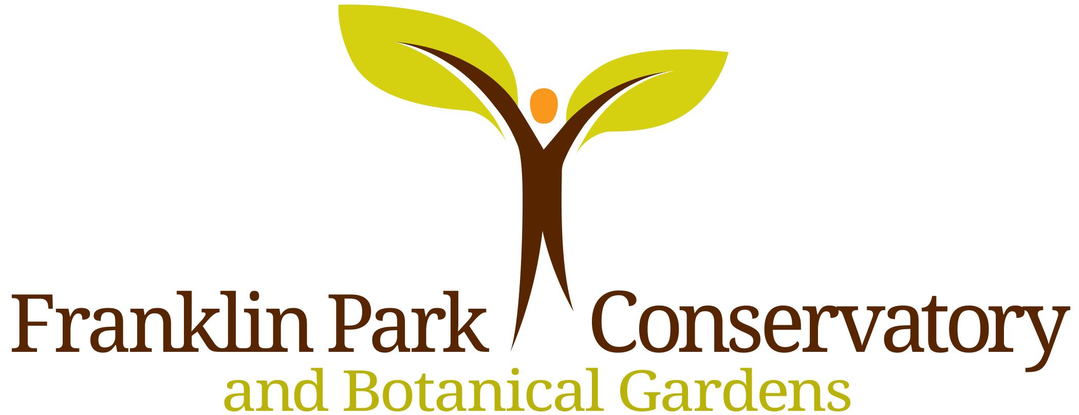 Franklin Park Conservatory and Botanical Gardens logo