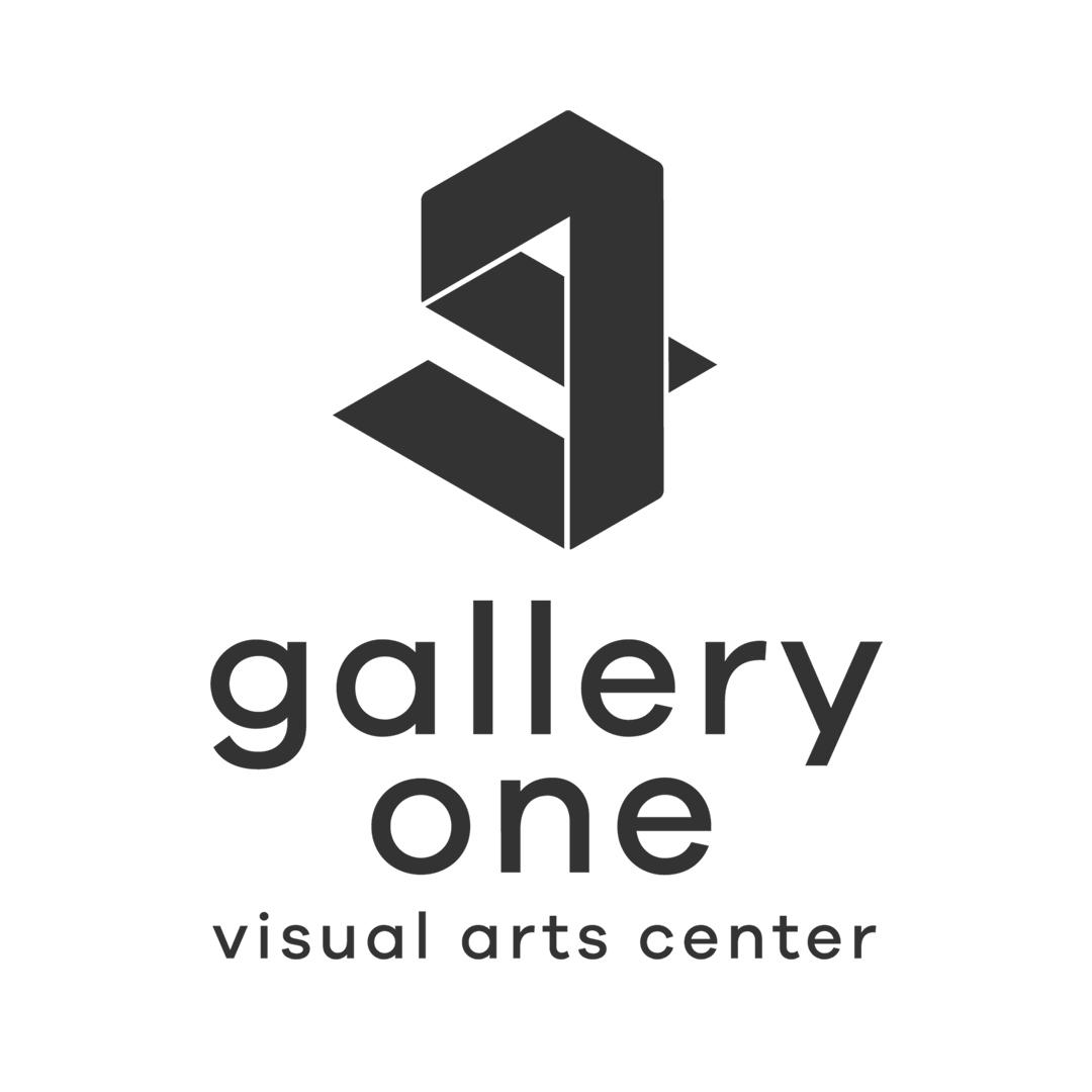 Gallery One Visual Arts Center logo