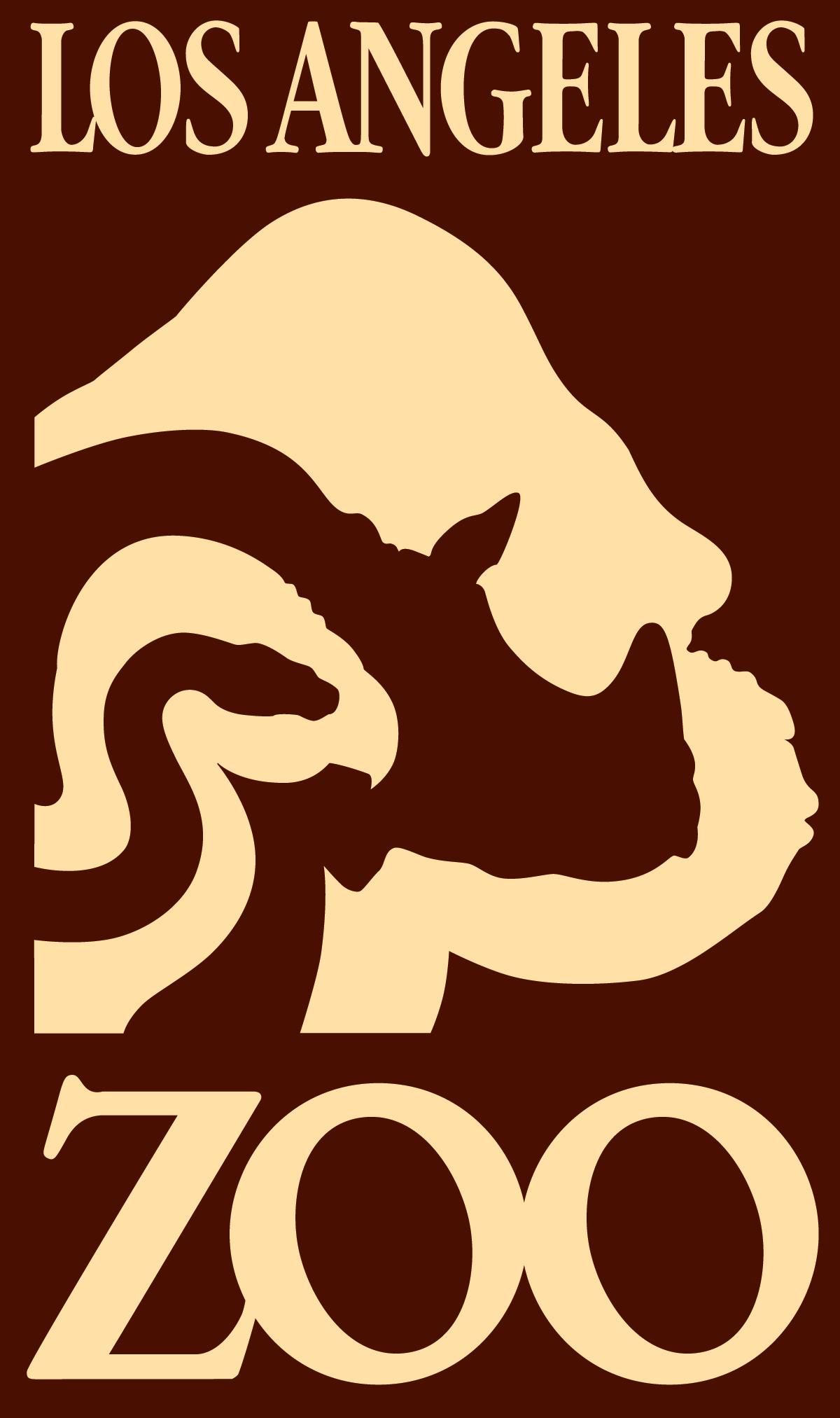 Los Angeles Zoo logo