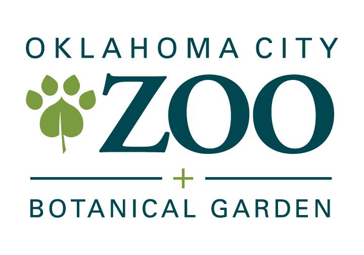 Oklahoma City Zoo and Botanical Garden logo