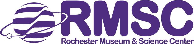 Rochester Museum and Science Center logo