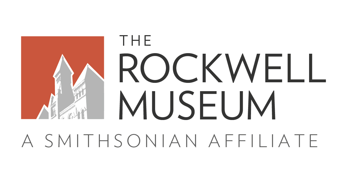 The Rockwell Museum logo