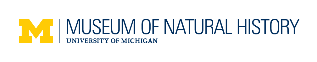 University of Michigan Museum of Natural History logo